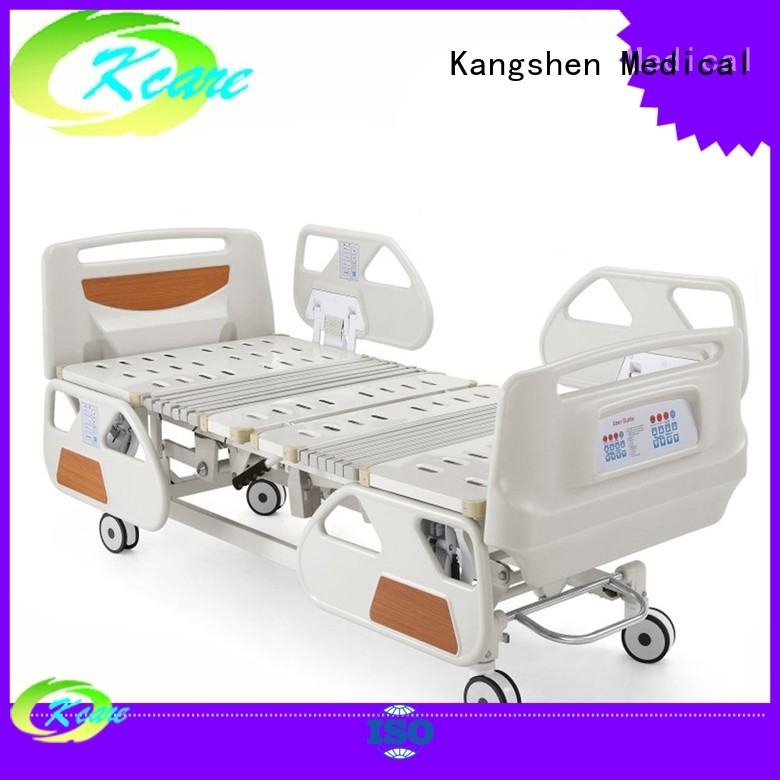 Wholesale fivefunction icu electric hospital bed Kangshen Medical Brand