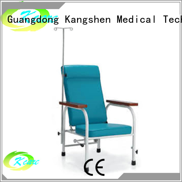 hospital bed that turns into a chair bed hospital Kangshen Medical Brand company