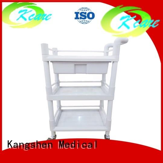 Wholesale trolley medical cart manufacturers emergency Kangshen Medical Brand
