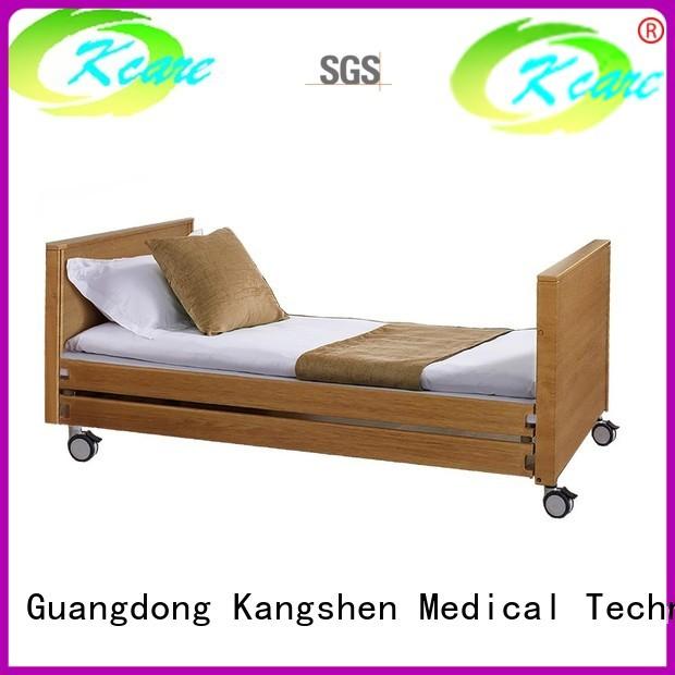 Quality Kangshen Medical Brand frame electric hospital beds for home use