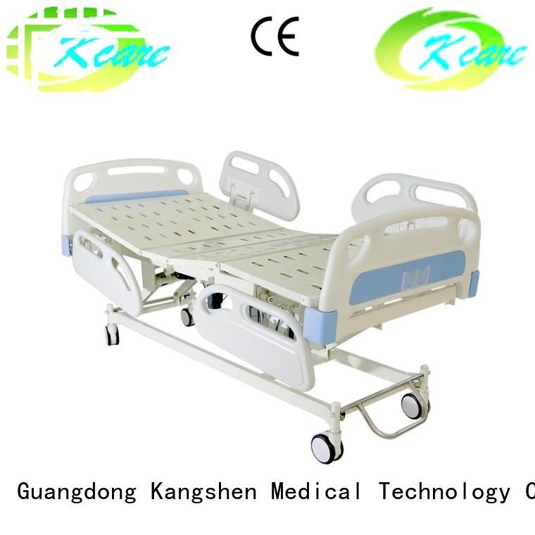multifunction pp Kangshen Medical Brand adjustable electric beds for sale