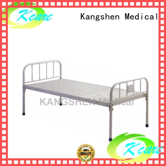 Kangshen Medical Brand steel hospital bed manufacture
