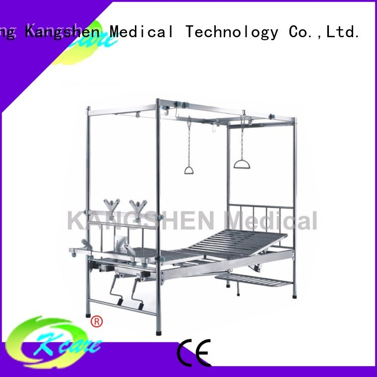 Wholesale steel hospital bed Kangshen Medical Brand