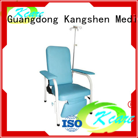 convertible bed sleeping hospital chair bed chair Kangshen Medical Brand