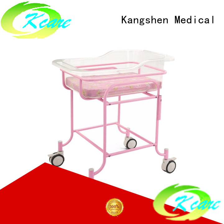 childrens hospital bed three onecrank Kangshen Medical Brand children's hospital beds