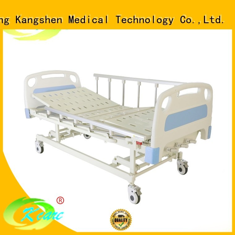 manual hospital bed price castors paramount Bulk Buy one Kangshen Medical