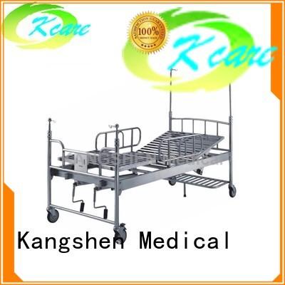 Kangshen Medical Brand steel hospital bed factory
