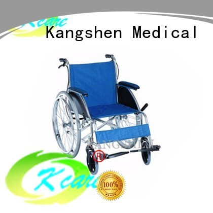 Custom wheel chair rehabilitations Kangshen Medical rollator