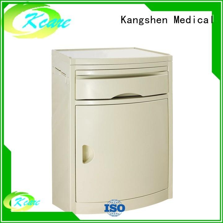 Hot hospital bedside cabinet bedside Kangshen Medical Brand