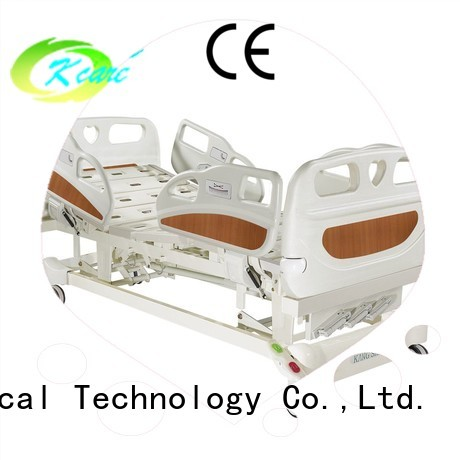 Hot manual hospital bed price four Kangshen Medical Brand