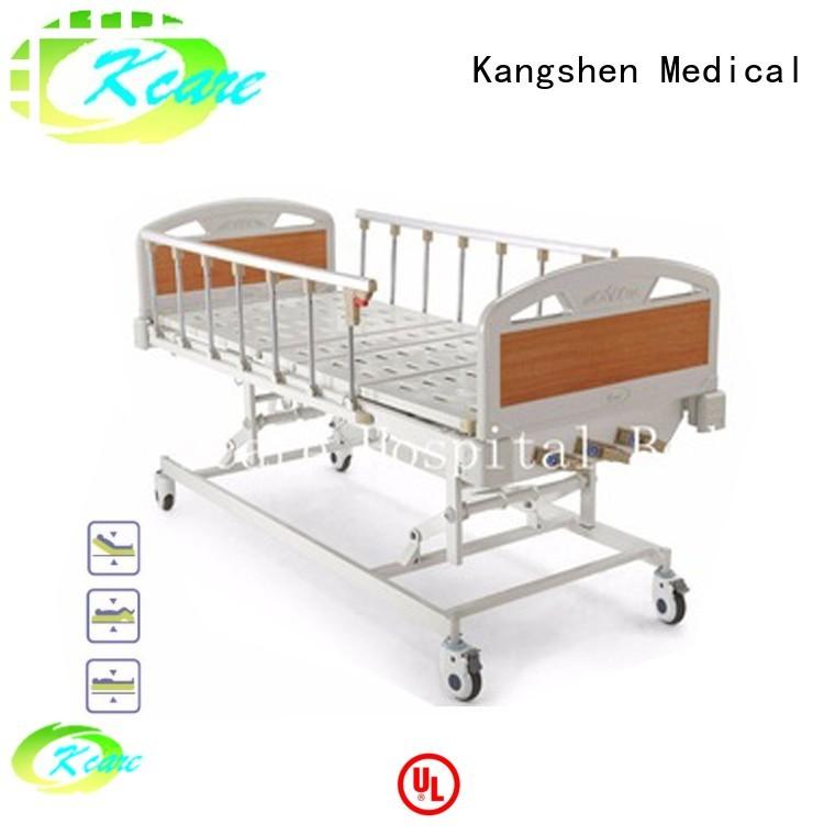 backrest manual hospital bed icu Kangshen Medical company