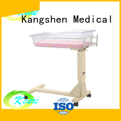 abs electric Kangshen Medical Brand childrens hospital bed factory