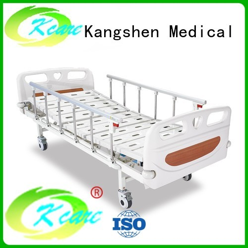 central deluxe paramount Kangshen Medical Brand manual hospital bed