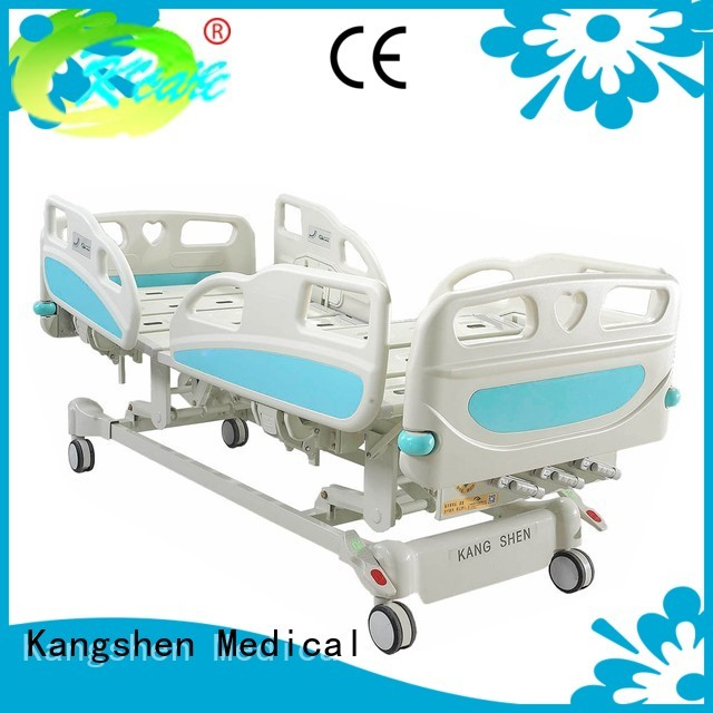 lock abs operated manual hospital bed price Kangshen Medical manufacture