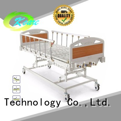 Hot manual hospital bed price manual Kangshen Medical Brand