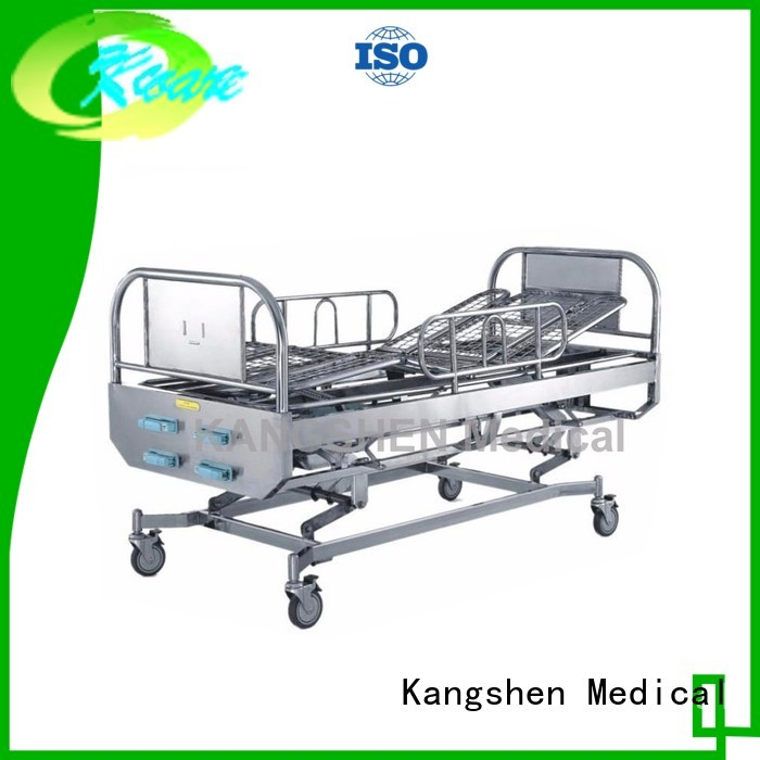 Custom metal hospital bed Kangshen Medical