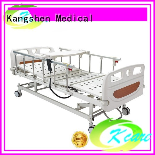 Kangshen Medical Brand electrical two electric custom adjustable electric beds for sale