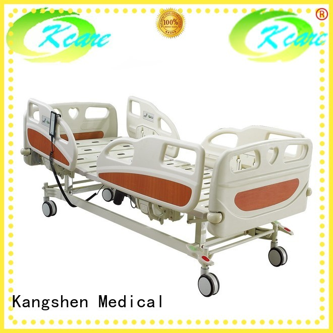 Wholesale side castor electric hospital bed Kangshen Medical Brand