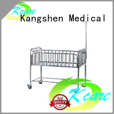 Kangshen Medical Brand three functions hospital children's hospital beds manufacture