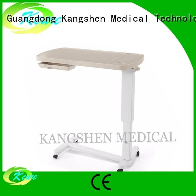 Kangshen Medical Brand hospital bed tray manufacture